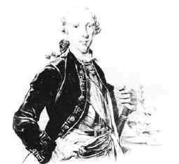 Don Raimondo di Sangro - Principe di San Severo